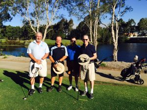 Join the master builders & exchange golf club