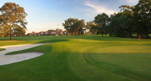 Play at Concord Golf Club with Master builders golf
