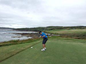 MBA Golf day