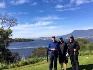 MBA Golf days network with builders