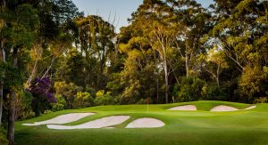 Play at Pymble Golf Club with Master builders golf