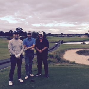 Corporate golf days NSW MBA Golf
