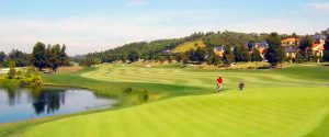MBA Golf days at Macquarie Links network with builders