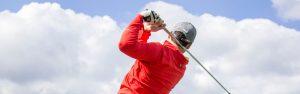 MBA golfer